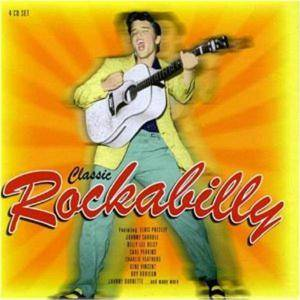 Cover - Ray Harris: Classic Rockabilly