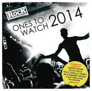Cover - Beastmilk: Classic Rock 193 - Ones To Watch 2014