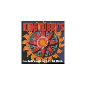 King Tubby: King Tubby's Meets Scientist At Dub Station - Cover