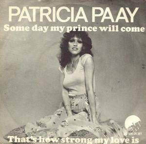 Cover - Patricia Paay: Some Day My Prince Will Come