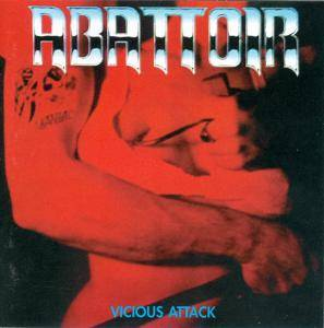 Abattoir: Vicious Attack - Cover