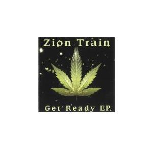 Zion Train: Get Ready EP - Cover