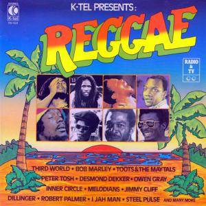 K-Tel Presents: Reggae - Cover