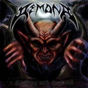 Demona: Speaking With The Devil - Cover