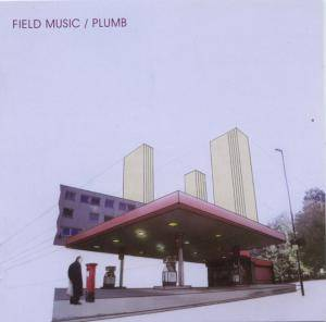 Cover - Field Music: Plumb