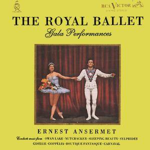 Royal Ballet - Gala Performances, The - Cover