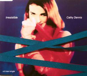 Cover - Cathy Dennis: Irresistible