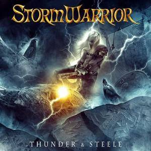 Cover - Stormwarrior: Thunder & Steele