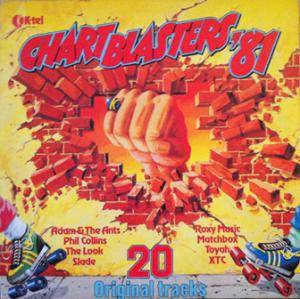 Cover - Look, The: Chart Blasters '81