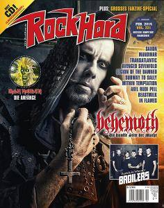Rock Hard - Lauschangriff Vol. 025 (CD) - Bild 5