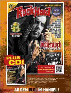 Rock Hard - Lauschangriff Vol. 025 (CD) - Bild 8