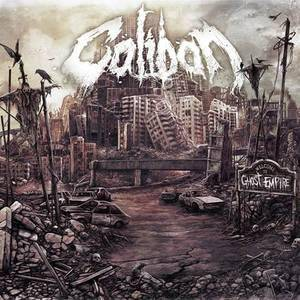 Caliban: Ghost Empire - Cover