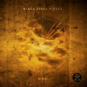 Cover - Black Space Riders: D:Rei