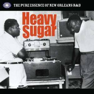 Cover - Art Neville: Heavy Sugar - The Pure Essence Of New Orleans R&B