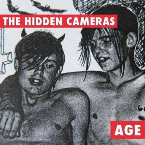 Cover - Hidden Cameras, The: Age