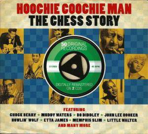 Cover - Jackie Brenston & His Delta Cats: Hoochie Coochie Man - The Chess Story