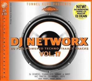 Cover - Global Cee: DJ Networx Vol. 17