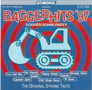 Cover - Chico And The Gypsies: Baggerhits '97