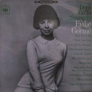 Cover - Eydie Gormé: Don't Go To Strangers