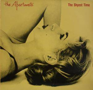 The Apartments: Shyest Time, The - Cover