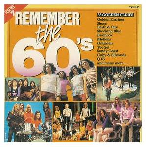 Remember The 60's - Volume 7 - Cover