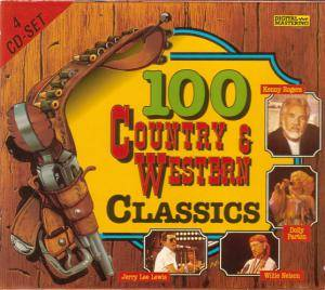 Cover - Razzy Bailey: 100 Country & Western Classics
