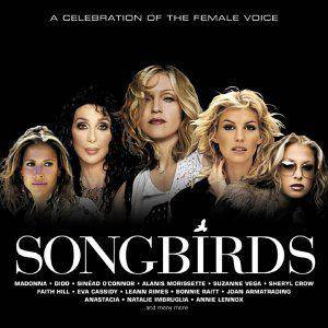 Songbirds - A Celebration Of The Female Voice - Cover