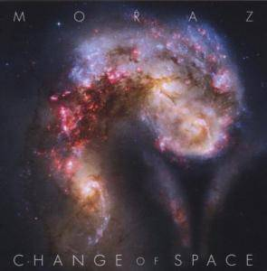 Cover - Patrick Moraz: Change Of Space