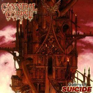 Cannibal Corpse: Gallery Of Suicide (Promo-CD) - Bild 1