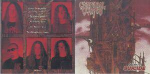 Cannibal Corpse: Gallery Of Suicide (Promo-CD) - Bild 2