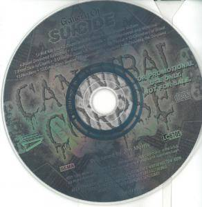 Cannibal Corpse: Gallery Of Suicide (Promo-CD) - Bild 4