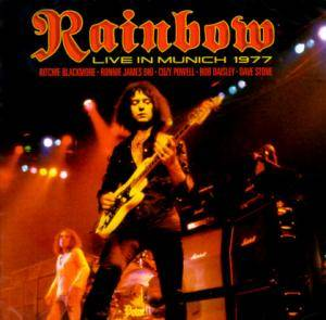Rainbow: Live In Munich 1977 - Cover