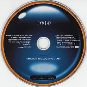 Toto: Through The Looking Glass (CD) - Bild 3
