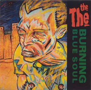 Cover - The The: Burning Blue Soul