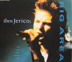Cover - Then Jerico: Big Area