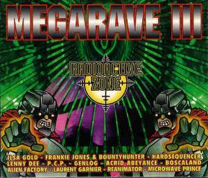 Megarave III - Cover