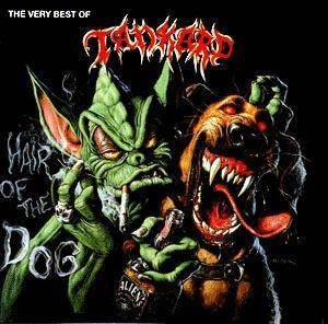 Tankard: Hair Of The Dog - Cover