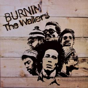 Cover - Wailers, The: Burnin'