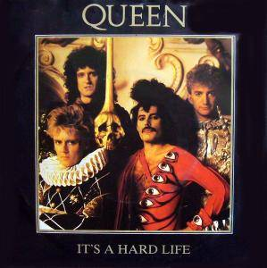 Queen: It's A Hard Life - Cover