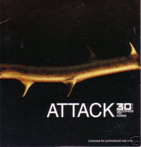 Cover - 30 Seconds To Mars: Attack