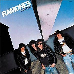 Cover - Ramones: Leave Home