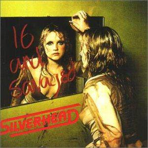 Silverhead: 16 And Savaged - Cover