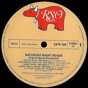 Saturday Night Fever (2-LP) - Bild 5
