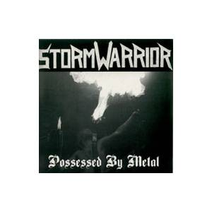 Cover - Stormwarrior: Possessed By Metal