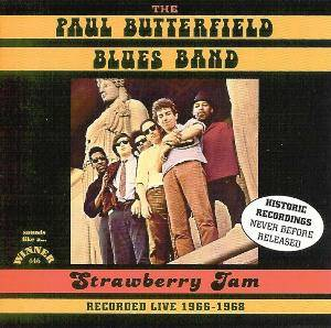 Cover - Paul Butterfield Blues Band, The: Strawberry Jam