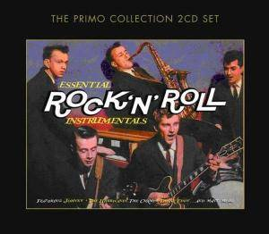 Cover - Red Prysock: Essential Rock'n'Roll Instrumentals