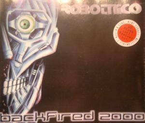 Cover - Robotnico: Backfired 2000