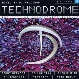 Cover - Beam Vs. Cyrus Feat. MC Hammer: Technodrome Volume 17