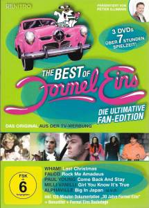 Cover - Sensus: Best Of Formel Eins - Die Ultimative Fan-Edition, The