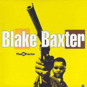 Cover - Blake Baxter: H-Factor, The